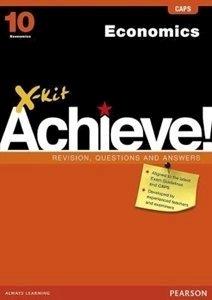 Picture of X-kit Achieve! Grade 10 Economics (Pearson Education 2019-2020)