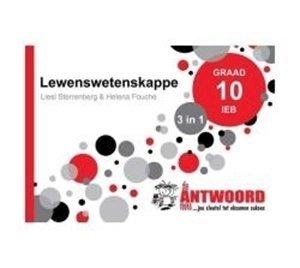 Picture of Die Antwoord Reeks Graad 10 Lewenswetenskappe '3 in 1' IEB (The Answer Series 2019-2020)