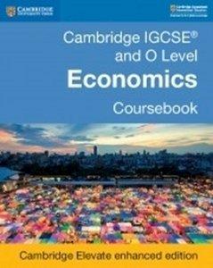 Picture of Cambridge IGCSE and O Level Economics Coursebook Cambridge Elevate Edition (2 Year Licence) (Cambridge Online 2020)