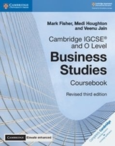 Picture of Cambridge IGCSE and O Level Business Studies Coursebook with CD-ROM and Cambridge Elevate Enhanced Edition (2 Year Licence) (Cambridge University Press 2020)