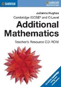 Picture of Cambridge IGCSE and O Level Additional Mathematics Teacher's Resource CD-ROM (Cambridge CIE 2019-2020)