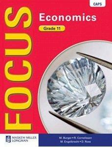 Picture of Focus Economics Grade 11 Learner's Book (CAPS)