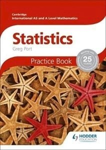Picture of AS and A Level Mathematics: Statistics Practise Book (Suitable for AS/A Levels)