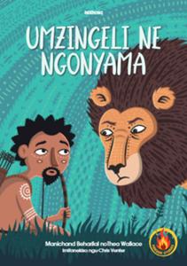 Picture of Umzingeli Ne NgoNyama (isiXhosa), by M Beharilal & T Wallace (MBLS Publishing 2020)