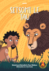 Picture of Setsomi Le Tau (Sesotho), by M Beharilal & T Wallace (MBLS Publishing 2020)