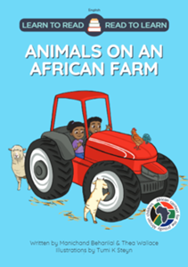 Picture of Learn to Read - Read to Learn Animals on an African Farm (), by M Beharilal & T Wallace (MBLS Publishing 2020)