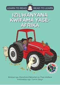 Picture of Learn to Read - Read to Learn Izilwanyana Kwifama Yase-Afrika (isiXhosa), by M Beharilal & T Wallace (MBLS Publishing 2020)