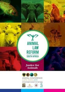 Picture of Animal Law Reform South Africa: Animal Conference, Cape Town, 2019 (Proceedings) *Free PDF Download*