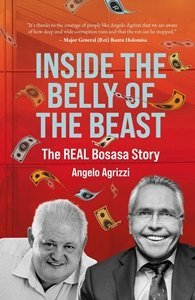 Picture of Inside the Belly of the Beast: The Real Bosasa Story, by Angelo Agrizzi