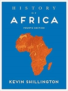 Picture of History of Africa 4th edition