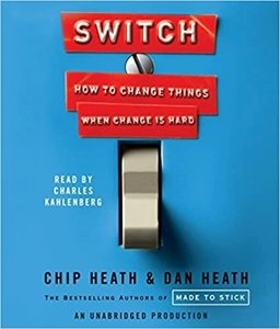 Picture of Switch: How to Change Things When Change Is Hard (Audio Book on CD)