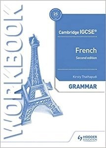 Picture of Cambridge IGCSE French Grammar Workbook Second Edition