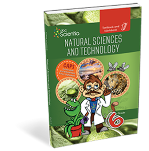 Picture of Doc Scientia Grade 6 Textbook and Workbook Book 2 Natural Sciences and Technology FULL COLOUR