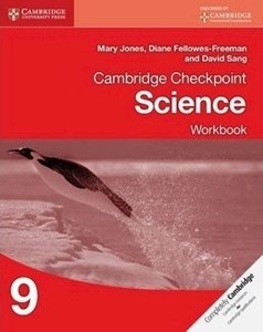 Picture of Cambridge Checkpoint Science Workbook Book 9 (Cambridge University Press)