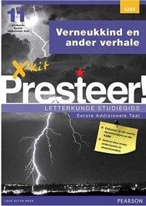 Picture of X-Kit Presteer! Letterkunde Studiegids Verneukkind en ander verhale EAT G11 (Pearson Education)