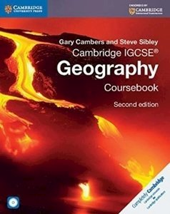 Picture of Cambridge IGCSE Geography Coursebook with CDROM 2nd Edition, by Cambridge