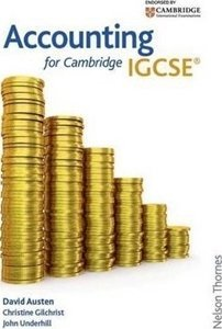 Picture of Accounting for Cambridge IGCSE, by Gilchrist, Christine