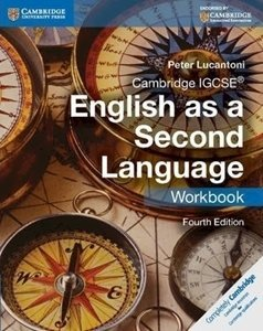 Picture of Cambridge IGCSE English as a Second Language Workbook