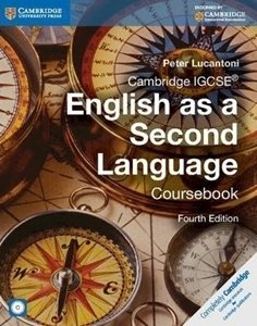 Picture of Cambridge IGCSE English as a Second Language Coursebook + CD-ROM