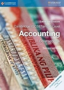 Picture of Cambridge IGCSE Accounting Student's Book, by Coucom, Catherine