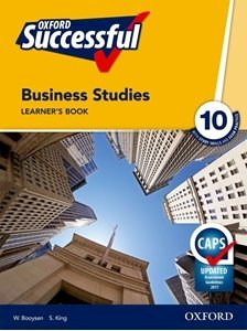 Picture of Oxford Successful Business Studies Grade 10 Learner's Book (Oxford SA)