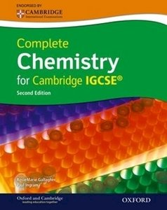 Picture of Complete Chemistry for Cambridge IGCSE with CDROM, by Gallagher