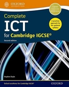Picture of Complete ICT for Cambridge IGCSE (Second Edition), by Stephen Doyle