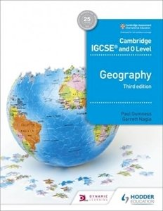 Picture of Cambridge IGCSE and O Level Geography 3rd Edition (Suitable for Senior Secondary)