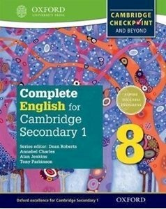 Picture of Complete English for Cambridge Secondary 1 Student Book 8 (OUP International)
