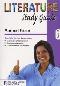 Picture of Animal Farm Study Guide  (Pearson)