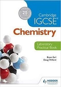 Picture of IGCSE Chemistry Laboratory Practical Book (Suitable for IGCSE & GCSE)